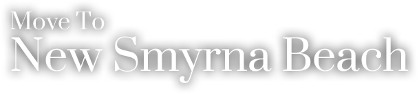 Move to New Smyrna Beach
